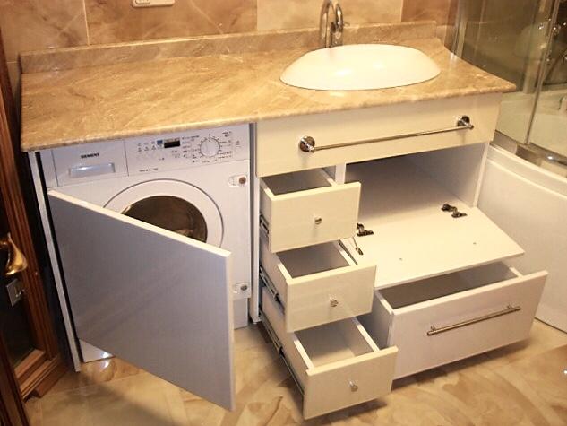 Мебель для ванн своими руками 1013